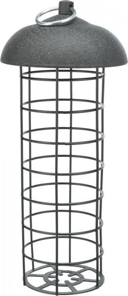 Meisenknödelhalter 10 × 21 cm schwarz