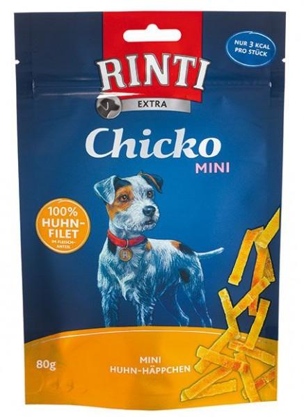 RINTI Mini Chicko Huhn-Häppchen 80 g