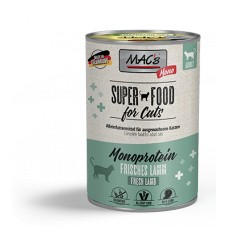 MAC´s Cat MONO Sensitive Lamm 400g