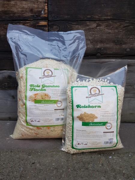 Pfeuffers Reis-Gemüse-Flocke Sparpaket 3kg