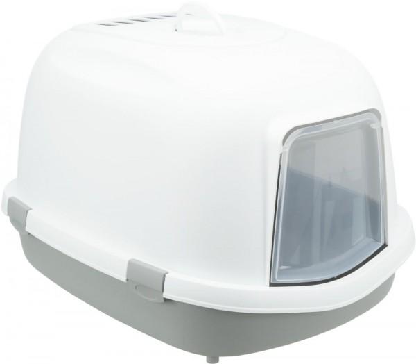 Trixie Katzentoilette PrimoXXL56×47×71cm grau/weiß