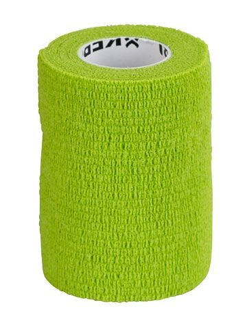 Equilastic selbsthaftende Bandage 7,5 cm grün