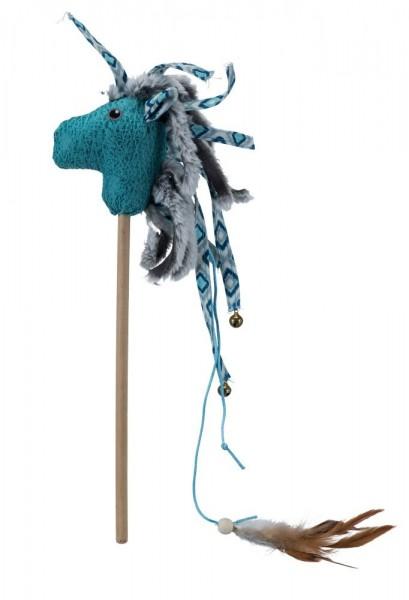 Trixie Spielangel Pferd, Stoff/Plüsch, 37 cm