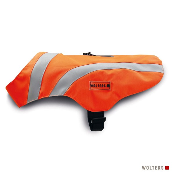 Wolters Sicherheitsweste Security 40cm neon orange