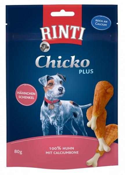 RINTI Chicko Plus Hühnchenschenkel 80g