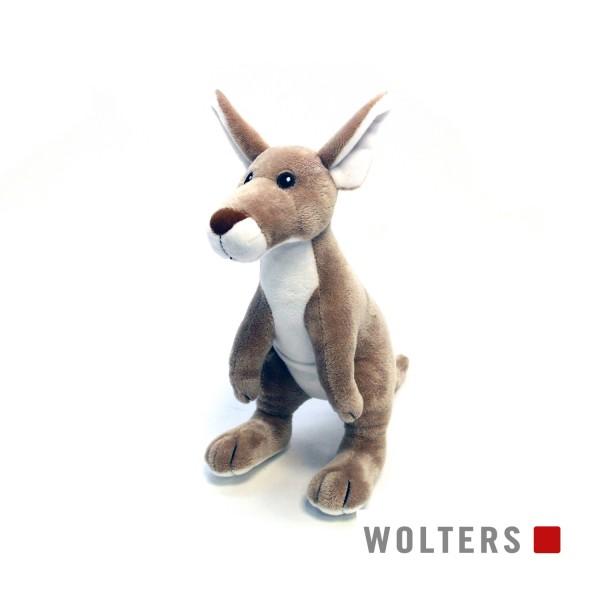 WOLTERS Plüschspielzeug Känguru 30cm
