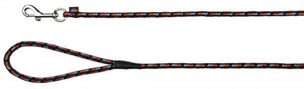Trixie Mountain Rope Schleppleine sw/orange 15 m