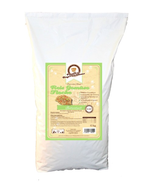 Pfeuffers Reis-Gemüse-Flocke für Pferde 12kg