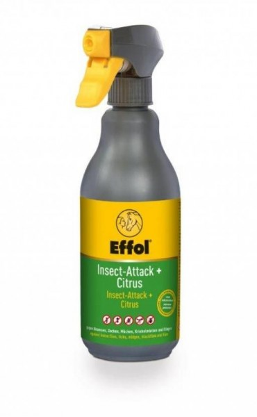 Effol INSEKT ATTACK + CITRUS 500 ml
