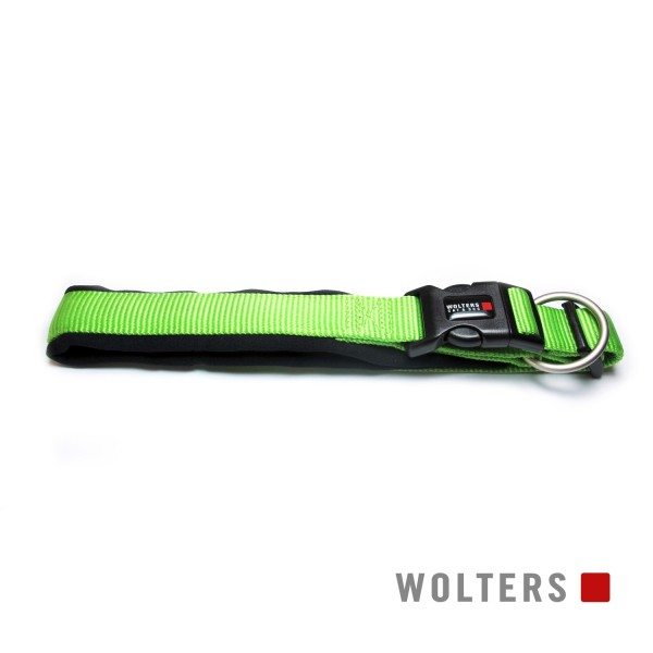 WOLTERS Halsband Prof. Comfort 25-30cm 25mm kiwi/s