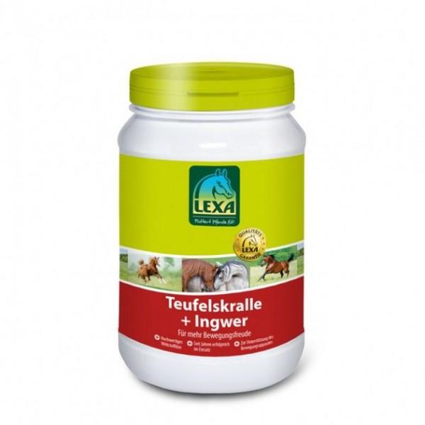 Lexa Teufelskralle & Ingwer (pell.) 3 kg