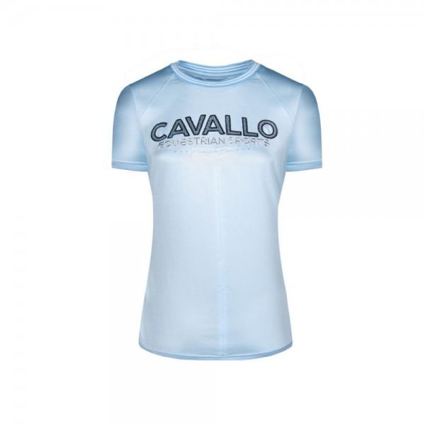 CAVALLO T-Shirt Piper lightblue Gr. 40