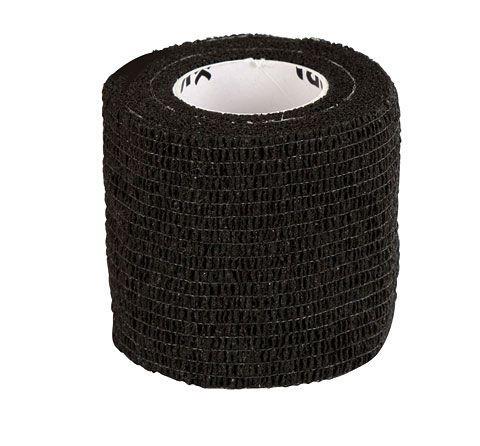Equilastic selbsthaftende Bandage 5 cm schwarz