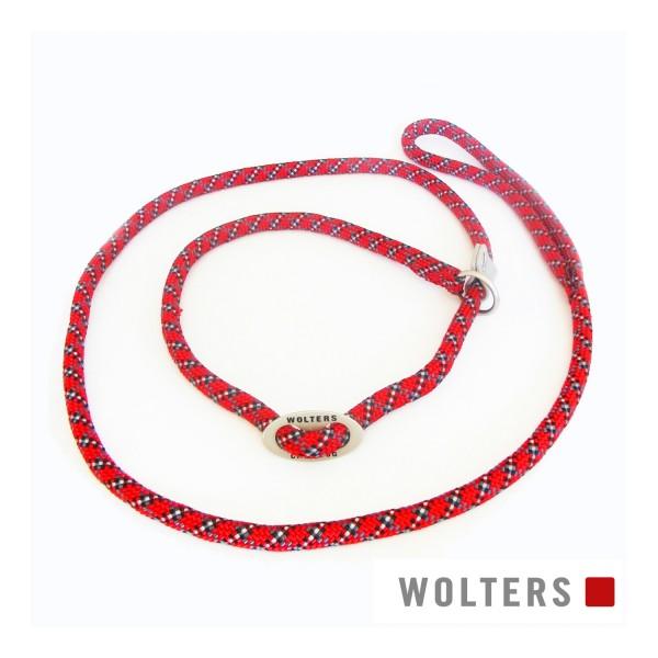 WOLTERS Moxonleine Everest reflek. rot/sw 180x13
