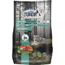 Tundra Cat Turkey & Game 1,45Kg