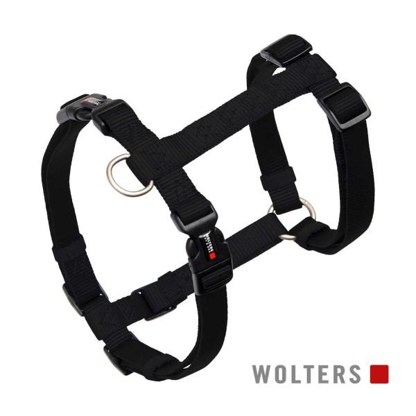 Wolters Geschirr Professional XL 75-100cm schwarz