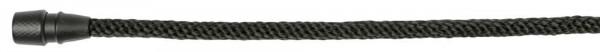 Führstrick GoLeyGo mit Adapter-Pin schwarz 16mmx2m