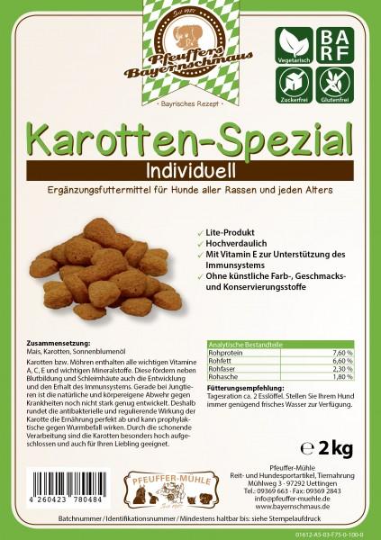 Pfeuffers Karotten-Spezial 2kg