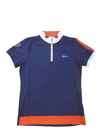 Poloshirt Covalliero blau Gr. XL