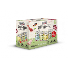 MAC´s Cat Pouchpack MULTIPACK ohne Fisch 12 x 100g