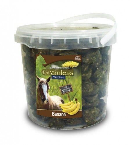 JR Farm Grainless Valentinis Banane 1 kg