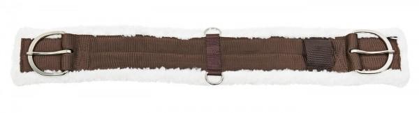 Western Sattelgurt VESTAN braun Länge 28 inch/70cm