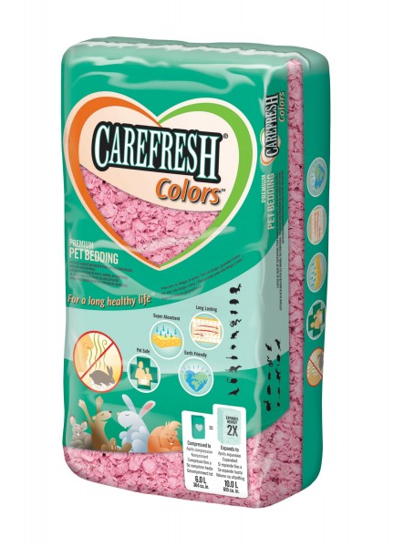 Carefresh Colors pink 6,0 L