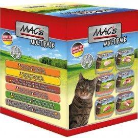 MAC´s Cat Multipack 1 6x85g