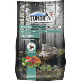 Tundra Cat Turkey & Game 1,45Kg