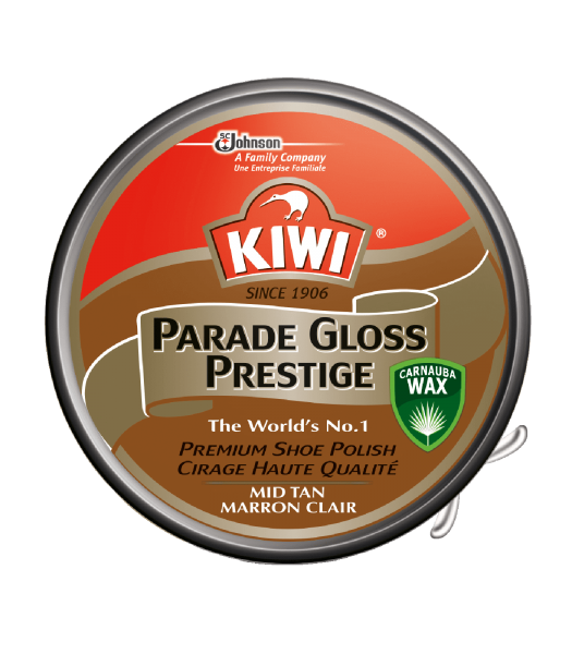 KIWI Stiefelcreme,braun, 50 ml