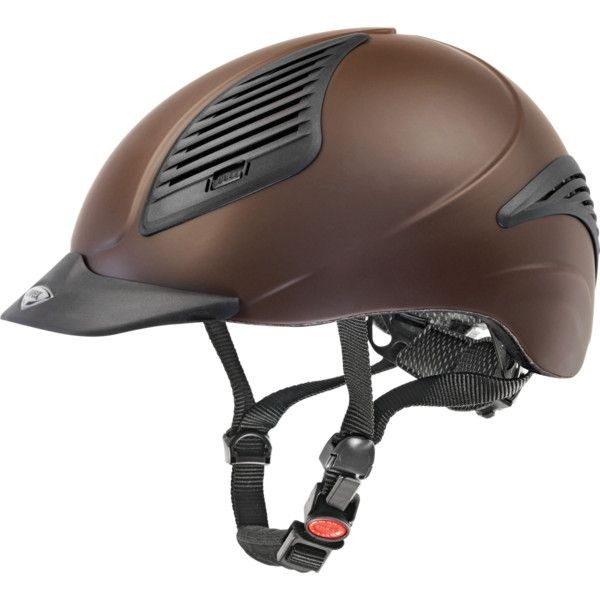 UVEX exxential brown mat XXS-S 52-55cm