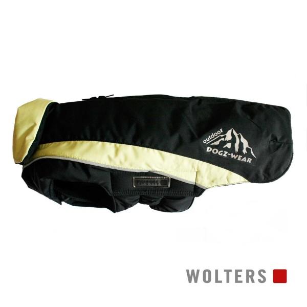 WOLTERS Skijacke Dogz Wear m.RV 44cm schwarz/lime