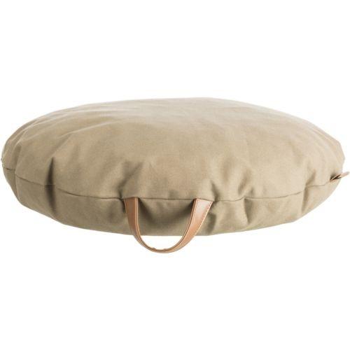Trixie Vital Kissen Kuno, rund, ø 67 cm, beige