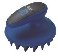 Oster Gumminoppenstriegel grob blau