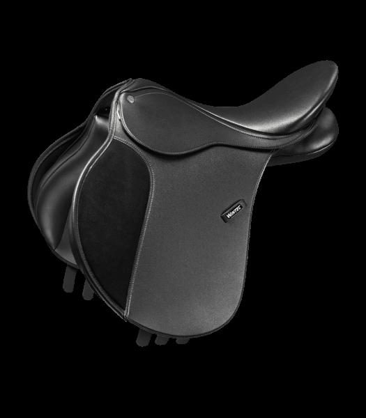 VSS Wintec new 250 schwarz 15 Zoll / 38 cm Pony