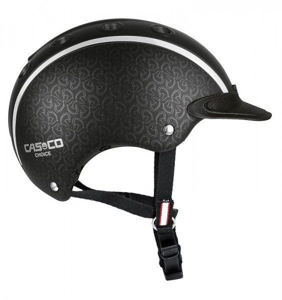 Casco Choice schwarz Gr. Uni 52-56 cm