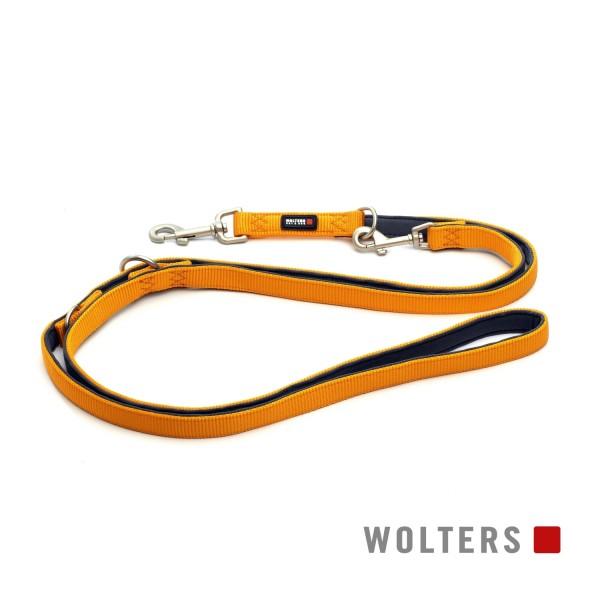WOLTERS Leine Professional 200x20 mango/schiefer