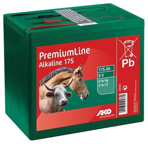 AKO Batterie Alkaline 9 V, 175 Ah