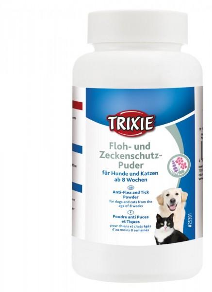 TRIXIE Floh- und Zeckenschutz-Puder 150g