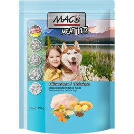MAC''S MEAT BITS GEFLÜGEL 9X120G