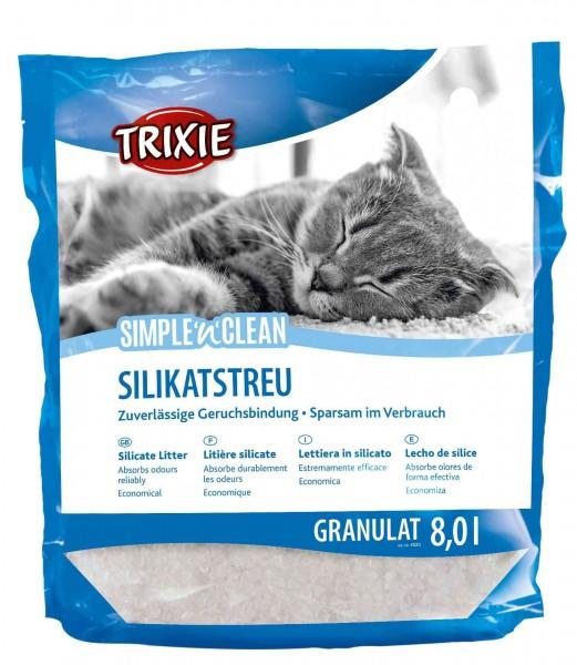 Trixie Simple''n''Clean Silikatstreu 8L