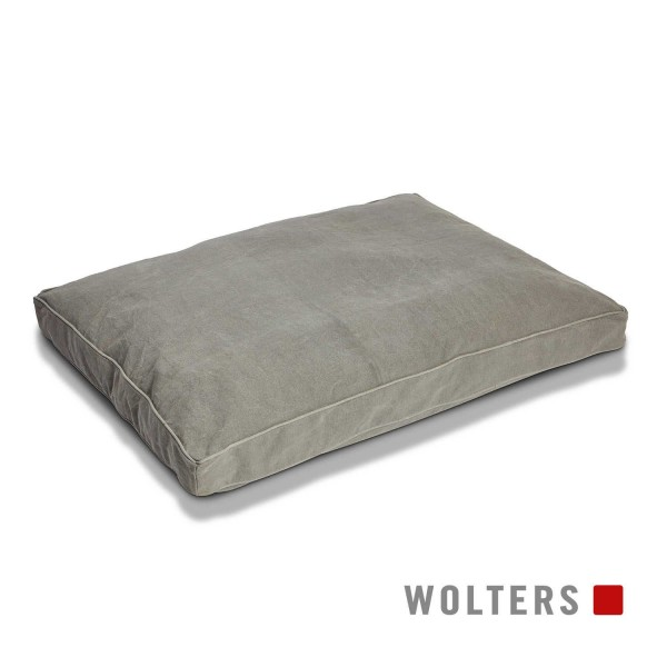 WOLTERS Green Line Matratze 120x90x10cm steingrau