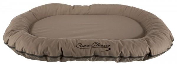 Kissen Samoa Classic taupe 100 × 75 cm