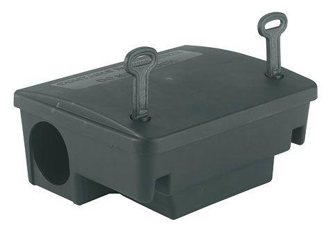 Köderstation BlocBox Kunststoff Beta für Ratten