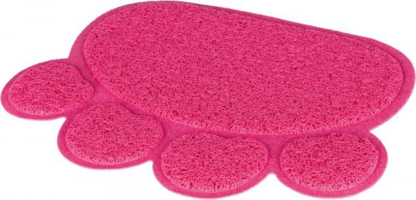 TRIXI Vorleger Katzentoilette pink