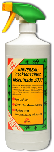 INSECTICIDE 2000 - 500 ML