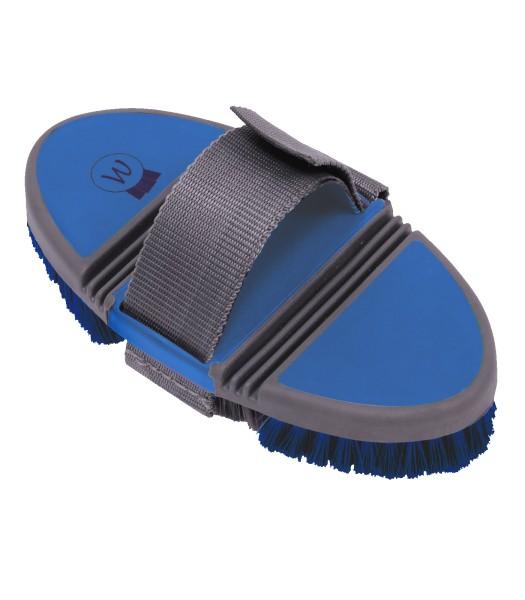 Flexi Kardätsche azurblau / blau