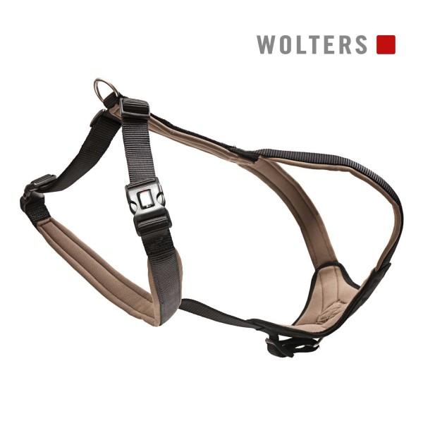WOLTERS Geschirr Prof.Comf 35-40cm schw/braun