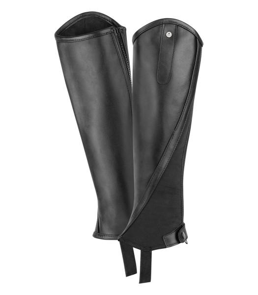 Mini Chaps Elegance schwarz XL