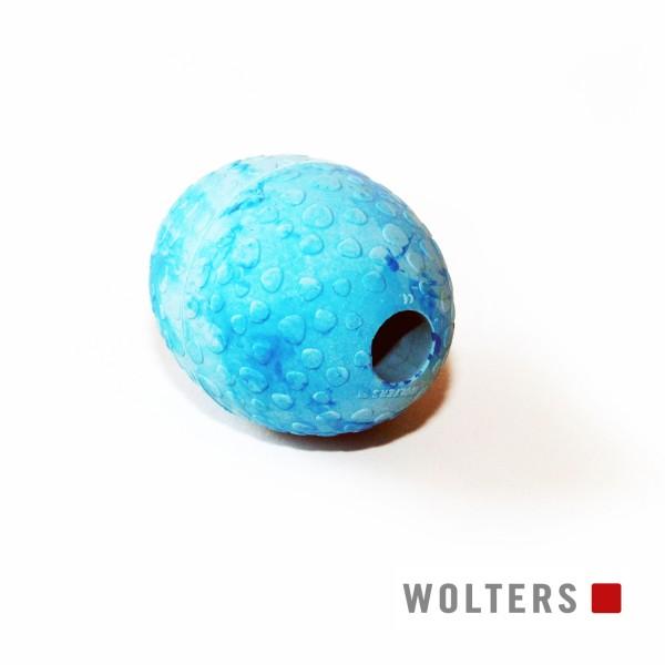 WOLTERS Straußen-Ei Gr.M 80x60mm aqua